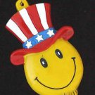 Smiley Face Mardi Gras Bead Necklace YOUR CHOICE New Orleans Beads Parade Party