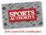 $100 Sports Authority Gift Card
