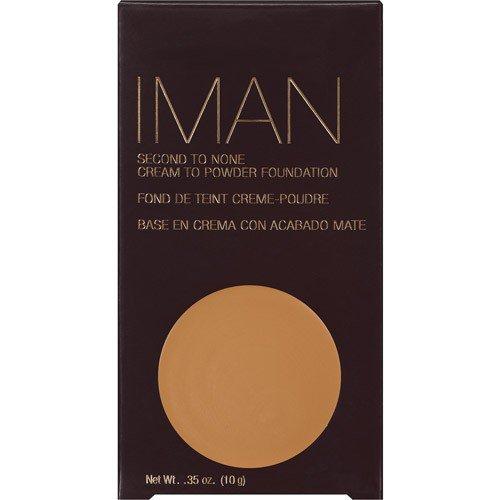 Iman Second To None Cream To Powder Foundation Earth 4