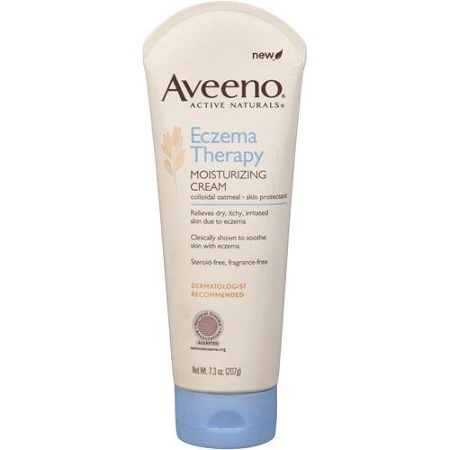 Aveeno Active Naturals Eczema Therapy Moisturizing Cream (7.3 oz /207g)