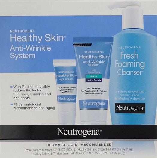 Neutrogena Healthy Skin Anti-Wrinkle System
