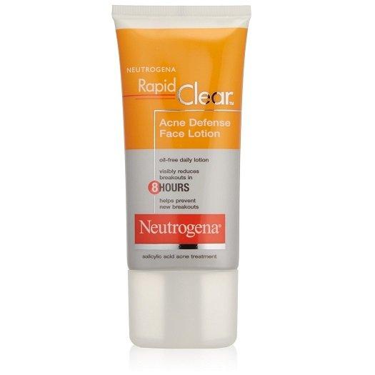 Neutrogena Rapid Clear Acne Defense Face Lotion 50 ml
