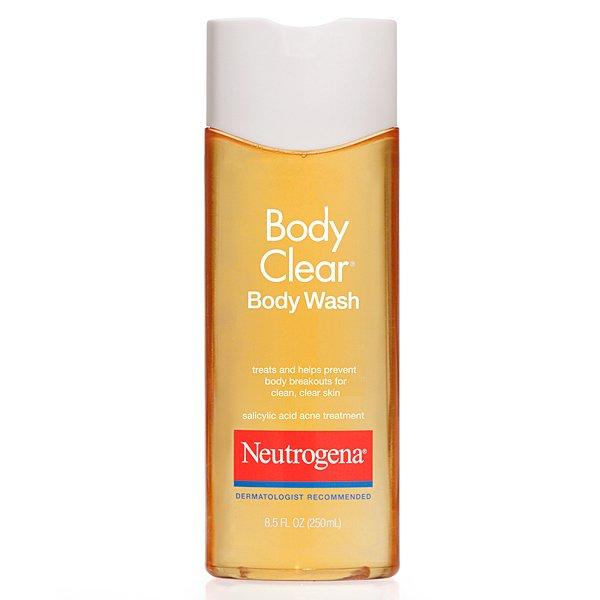 Neutrogena Body Clear Body Wash 8.5 oz (250 ml)