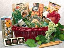 Fancy Foods Gift Basket - GT012
