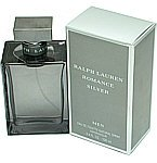 ROMANCE SILVER cologne EDT SPRAY 3.4 OZ by Ralph Lauren