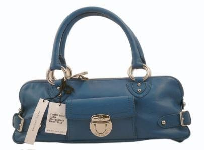 Marc Jacobs Handbag Daria Blue
