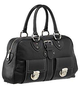 Marc Jacobs Handbag Venetia Black