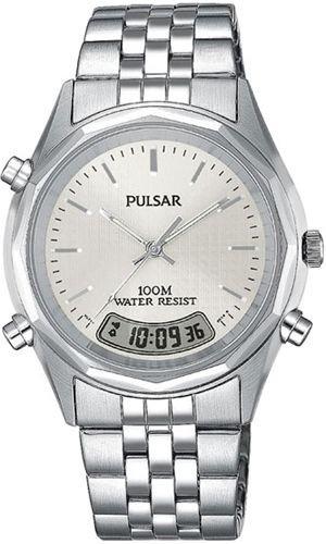 Pulsar PVR045 Men's Wrist Watch - 709