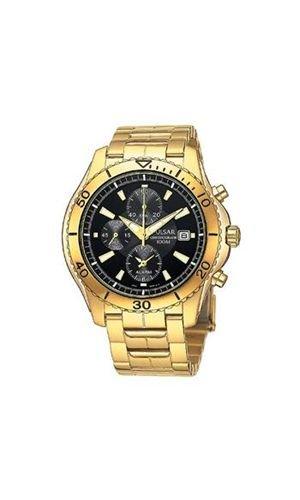 Pulsar PF3486 Men's Wrist Watch - 295