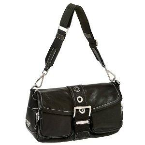 Prada Handbag BR2417 Black