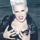 PINK - OUTRAGIOUS ENTERTAINER SINGER - PERSONALLY HAND SIGNED AUTOGRAPHED PHOTO WITH COA