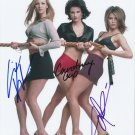 FRIENDS TV SHOW - ALL FEMALE CAST - ULTRA SEXY - WOW - HAND SIGNED AUTOGRAPHED PHOTO WITH COA