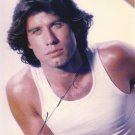 JOHN TRAVOLTA - VERY YOUNG HAND SIGNED AUTOGRAPHED PHOTO WITH COA