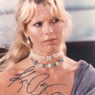 KIM BASINGER - ULTRA SEXY ACTRESS - STUNNING - HAND SIGNED AUTOGRAPHED PHOTO WITH COA