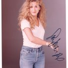 SARAH JESSICA PARKER - STUNNIG YOUNG HAND SIGNED AUTOGRAPHED PHOTO WITH COA