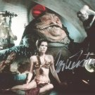 STAR WARS ORIGINAL CAST - CARRIE FISHER - PRINCESS LEIA - HAND SIGNED AUTOGRAPHED PHOTO WITH COA