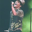 BRUNO MARS - WOW - OUTSTANDING - HAND SIGNED AUTOGRAPHED PHOTO WITH COA