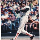 FRANK ROBINSON - HOF BASEBALL - TRIPLE CROWN - HAND SIGNED AUTOGRAPHED PHOTO WITH COA