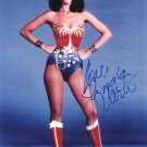 LYNDA CARTER - TV WONDER WOMAN - STUNNING - HAND SIGNED AUTOGRAPHED PHOTO WITH COA