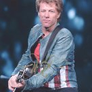 JON BON JOVI - LEAD SINGER BON JOVI BAND - OUTSTANDING  HAND SIGNED AUTOGRAPHED PHOTO WITH COA