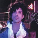 PRINCE - OUTSTANDING EARLY HAND SIGNED UTOGRAPHED PHOTO WITH COA