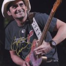BRAD PAISLEY - OUTSTANDING COUNTRY SINGER - HAND SIGNED AUTOGRAPHED PHOTO WITH COA