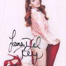LANA DEL REY - STUNNING SEXY SINGER - HAND SIGNED AUTOGRAPHED PHOTO WITH COA