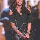 SARA EVANS - GREAT VOICE COUNTRY SINGER - HAND SIGNED AUTOGRAPHED PHOTO WITH COA