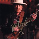 BOB DYLAN - LEGENDARY SINGER/SONGWRITER = HAND SIGNED AUTOGRAPHED PHOTO WITH COA