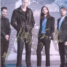 IMAGINE DRAGONS BAND - OUTSTANDING ROCK BAND - ALL MEMBERS - HAND SIGNED AUTOGRAPHED PHOTO WITH COA