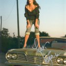 SARA EVANS - SEXY COUNTRY SINGER - HAND SIGNED AUTOGRAPHED PHOTO WITH COA