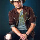 JASON ALDEAN - COUNTRY SINGER STAR - HAND SIGNED AUTOGRAPHED PHOTO WITH COA