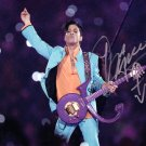 PRINCE - LEGENDARY ENTERTAINER SINGER - HAND SIGNED AUTOGRAPHED PHOTO WITH COA