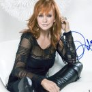 REBA McENTIRE - COUNTRY LEGEND SINGER - HAND SIGNED AUTOGRAPHED PHOTO WITH COA