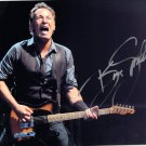 BRUCE SPRINGSTEEN - LEGENDARY ROCKER - HAND SIGNED AUTOGRAPHED PHOTO WITH COA
