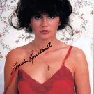 LINDA RONSTADT - SEXY YOUNG POSE - HAND SIGNED AUTOGRAPHED PHOTO WITH COA