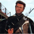 CLINT EASTWOOD - WESTERN MOVIE - HAND SIGNED AUTOGRAPHED PHOTO WITH COA