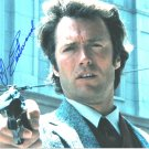 CLINT EASTWOOD - DIRTY HARRY MOVIE - WOW - HAND SIGNED AUTOGRAPHED PHOTO WITH COA