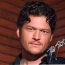 BLAKE SHELTON - SEXY COUNTRY STAR - THE VOICE COACH - HAND SIGNED AUTOGRAPHED PHOTO WITH COA