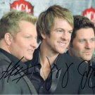 RASCAL FLATTS BAND - ALL MEMBERS - HAND SIGNED AUTOGRAPHED PHOTO WITH COA