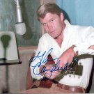 GLEN CAMPBELL - LEGENDARY COUNTRY STAR - YOUNGER HAND SIGNED AUTOGRAPHED PHOTO WITH COA