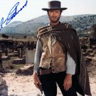CLINT EASTWOOD - GOOD BAD UGLY - ACTOR DIRECTOR - HAND SIGNED AUTOGRAPHED PHOTO WITH COA