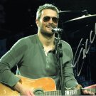 ERIC CHURCH - AMAZING COUNTRY SINGER - HAND SIGNED AUTOGRAPHED PHOTO WITH COA