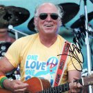 JIMMY BUFFETT - GO FINS - MARGARITAVILLE - HAND SIGNED AUTOGRAPHED PHOTO WITH COA