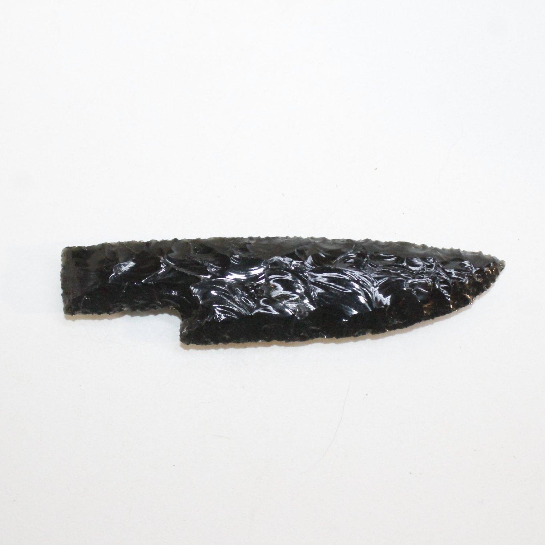 1 Stone Ornamental Tomahawk Head #7118  Ax Axe Hatchet