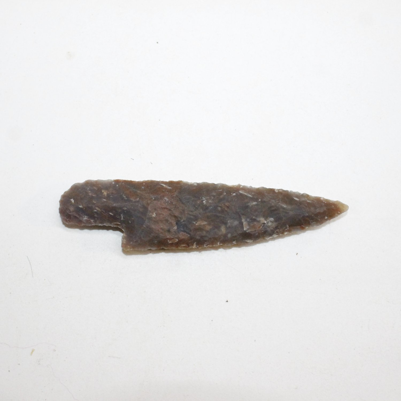 1 Stone Ornamental Knife Blade  #0310  Mountain Man Knife