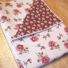Tea Roses - Double Sided Cloth Napkins - Set of 6