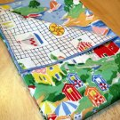 Seaside Beach - Double Sided Cloth Napkins - Set of 4