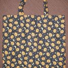 Jack O Lanterns - Reusable Trick or Treat Tote or Gift Bag