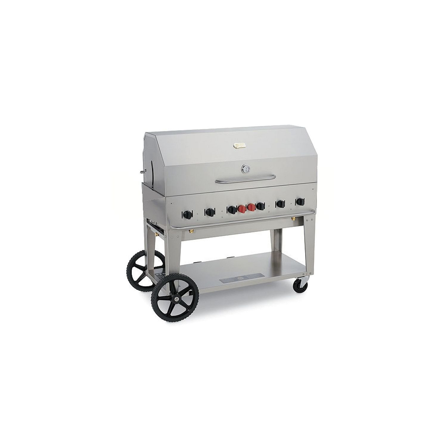 "Elite Package 48"" Stainless Steel Propane Gas Grill"